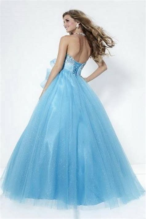 Blue Baby Dress baby blue prom dresses fashion trends styles for 2014