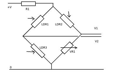 explain photoresistor photoresistor sensing light differences in photo resistors electrical engineering stack exchange