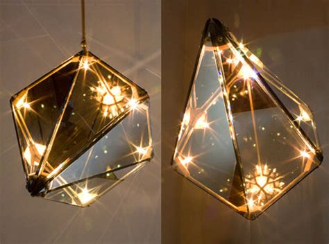 cool lighting fixtures maxhedron design sponge