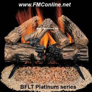 comfort glow platinum series vented gas log sets fmconline