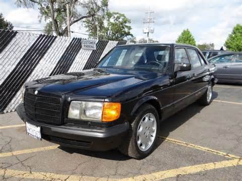 Mercedes Chaign Il Fuelfed Mercedes 500sel Chicago For Sale Events W126