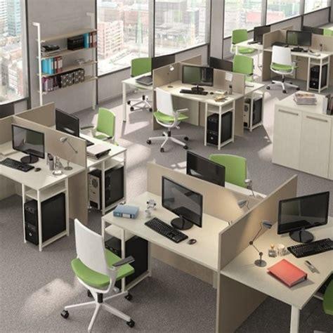 arredo scrivania scrivania operativa a tre postazioni angolare targata san