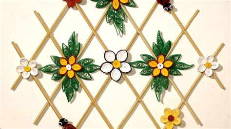 house decoration ideas with paper paper quilling diy wall decor quilling paper hanging for