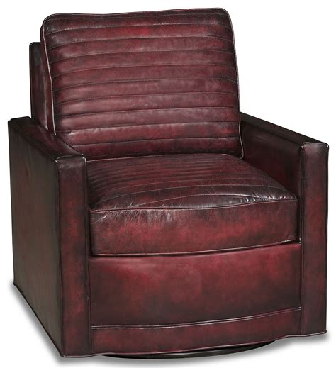luxury recliners leather high style leather swivel accent chair