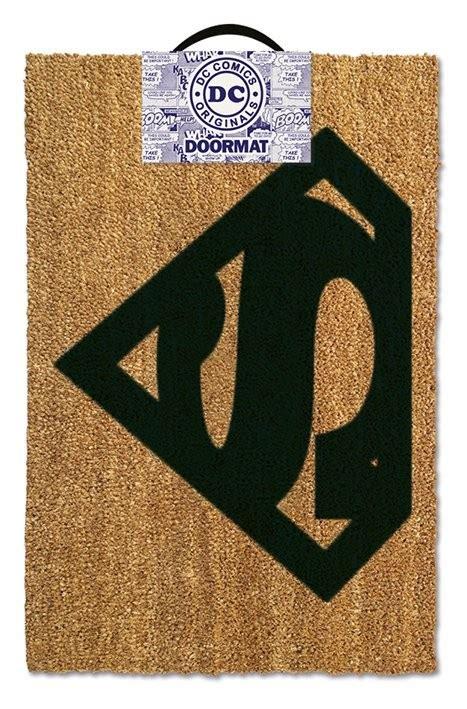 zerbino con logo zerbino superman logo su europosters it