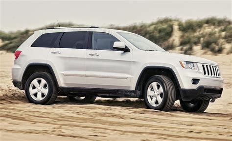 2011 Jeep Laredo Car And Driver