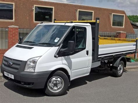 Ford Transit Awd by Used Ford Transit T350 Tdci Awd Tipper All Wheel Drive