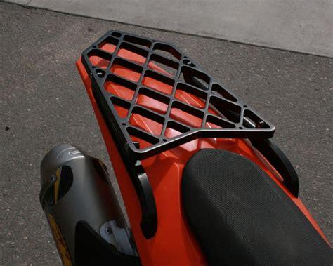 pro moto billet rack it billet cargo rack black pmb 01