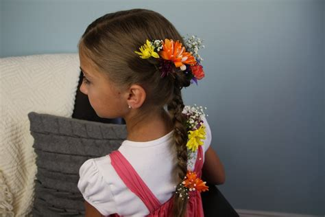 Rapunzel Hairstyle by The Rapunzel Braid Disney Princess Hairstyles