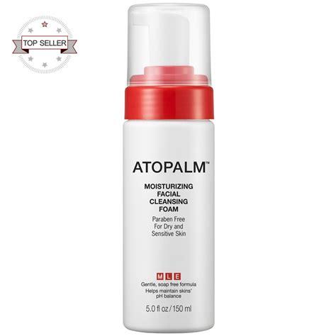 Foaming Wash Skin atopalm moisturizing cleansing foam sensitive skin