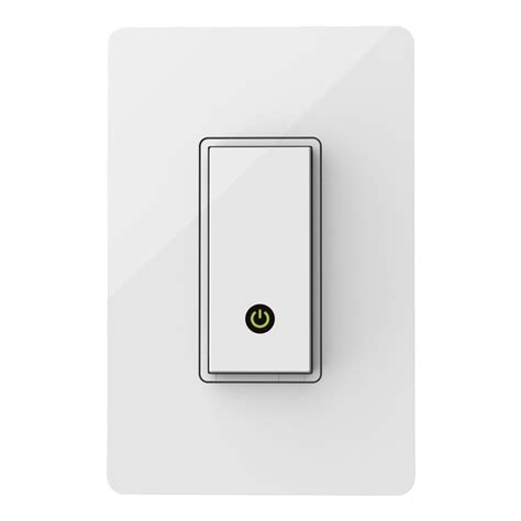 smartphone light switch belkin wemo home light switch wireless controller wi fi