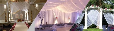 georgia expo pipe and drape 4 amazing tips to enhance your wedding with pipe and drape