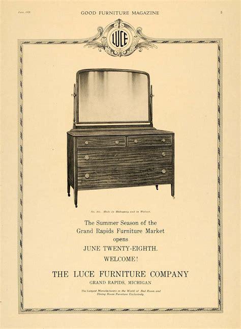 1920 ad luce furniture mirror dresser home decoration