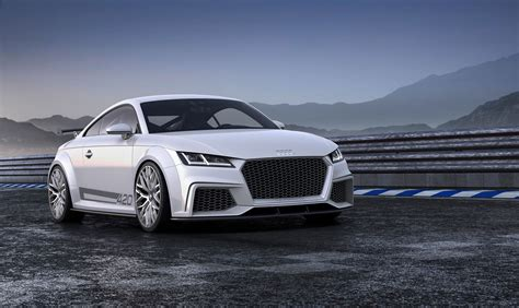 Audi Consulting by Design Consulting Project Audi Tt Quattro Concept