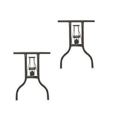 stanley folding table legs 501 tablebasedepot