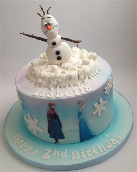 Freezer Cake childrens cakes cupcakes on frozen cake