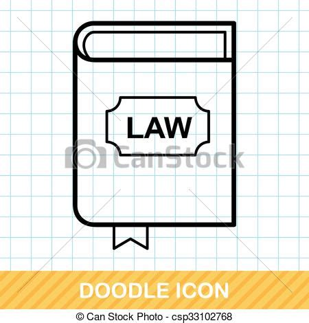 doodle lawyer clip vector of book doodle csp33102768 search