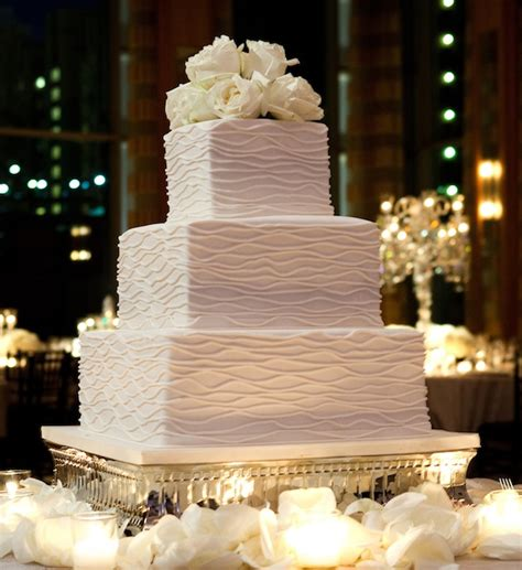 square wedding cake simple square wedding cakes wedding and bridal inspiration