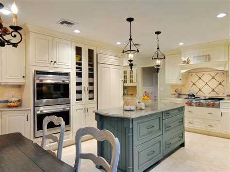 french style kitchen cabinets french country kitchens hgtv