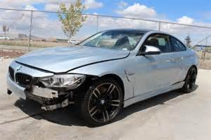 Bmw Salvage 2015 Bmw M4 Coupe Salvage Wrecked For Sale