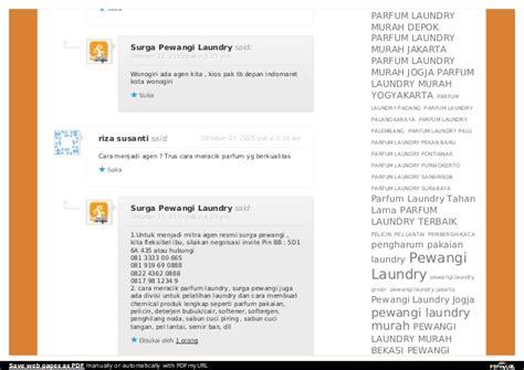 Parfum Laundry Di Padang pewangi laundry dan detergen murah