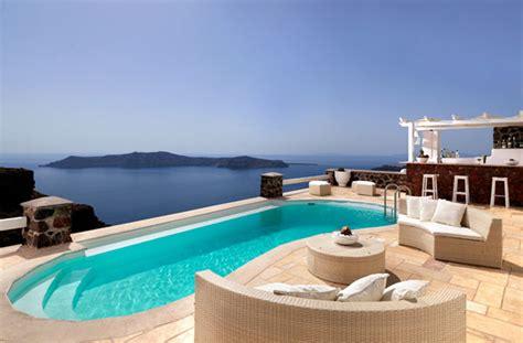 soggiorno santorini resort tholos hotel di lusso a santorini ideare casa