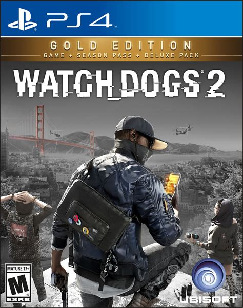 ps4 dogs 2 dogs 2 gold edition release date xbox one ps4