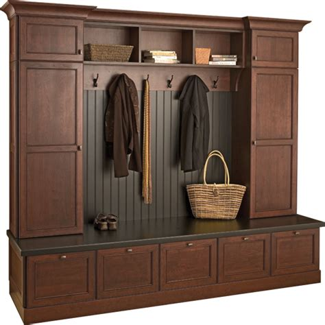 storage lockers and cabinets locker cabinets mudroom storage dura supreme cabinetry