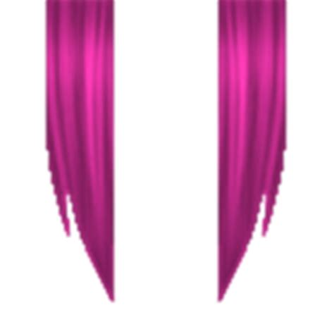 is there pink hair in roblox straight pink hair roblox