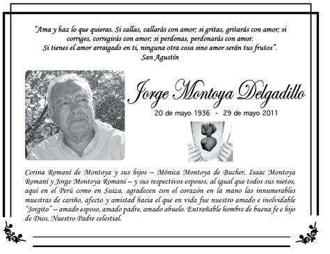 modelo como invitar a misa de los difuntos tarjetas de agradecimiento para misa de difunto imagui