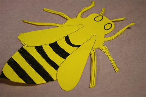 How To Make A Paper Beehive - how to make a paper bee 28 images how to make a bee