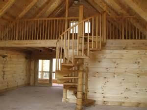 Small Cabins With Loft escaleras r 250 sticas de piedra y madera 34 dise 241 os