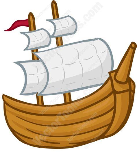 sailing boat cartoon sailing ship cartoon clipart vector toons