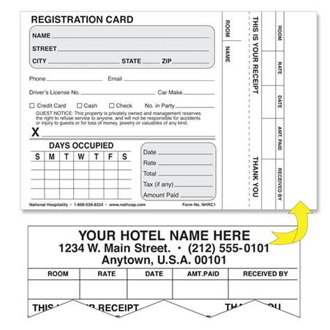 registration receipt template registration receipt template 28 images car