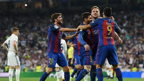 barcelona hasil hasil el clasico real madrid vs barcelona situs berita