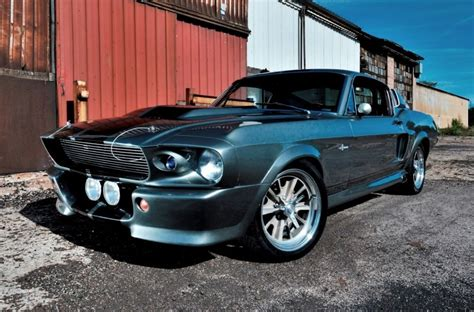 gt shelby mustang 1967 1967 shelby gt500 eleanor mustang