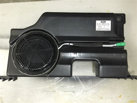 subs truck seat 2015 the rear seat subwoofer box page 3 ford