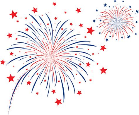 Fireworks Clipart Free fireworks clip vector images illustrations istock