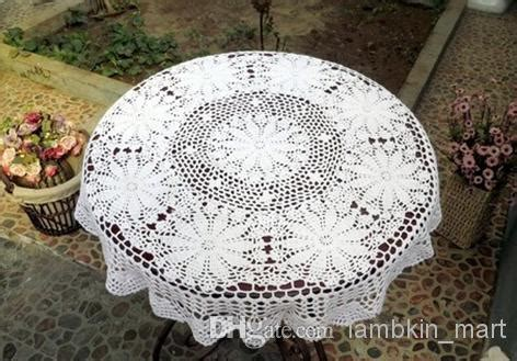 Handmade Crochet Tablecloths For Sale - 2018 9 handmade crochet crocheted tablecloths