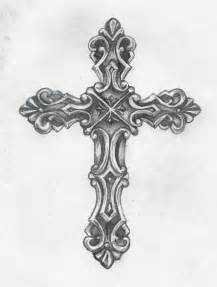 afrenchieforyourthoughts tribal cross tattoos cross