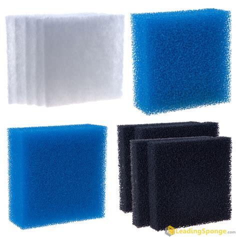 Filter Sponge activated carbon sponge filter mesh