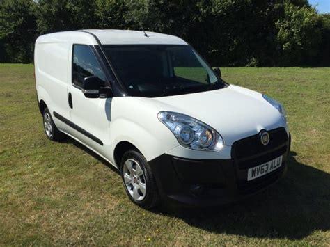 fiat doblo 16v multijet swb vans for sale isle of wight