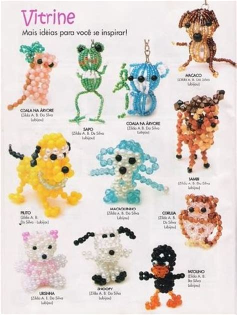 3d bead animals patterns free some awesome patterns for 3d beading beading
