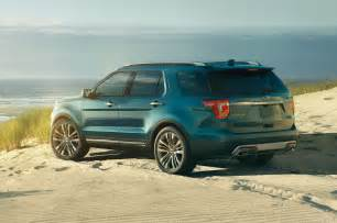 Ford Ecplorer 2016 Ford Explorer Reviews And Rating Motor Trend