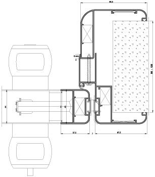 profili porte scheda tecnica profilo in alluminio porte interne