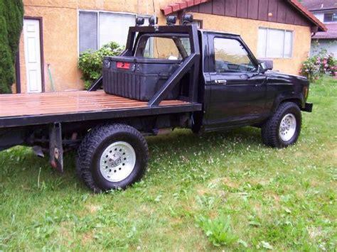 flatbed ford ranger ranger flatbed autos post
