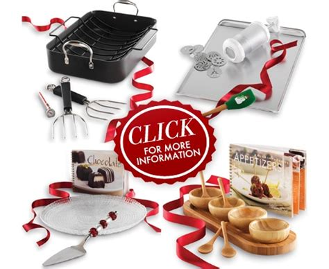 christmas gifts for home chefs 1000 images about pered chef gift ideas on cookie cakes gifts and