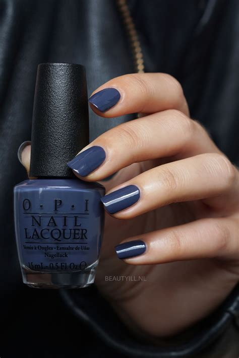 Nail And More by Opi Less Is Norse Fingernail Opi