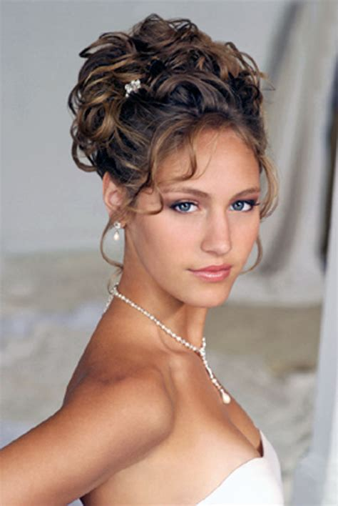 wedding updos for mid length hair hair is crown updo hairstyles trends 2012