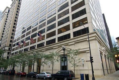 Accenture Chicago Office by Accenture Building Chicago Illinois
